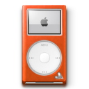 Vibrant Orange Mini Icon