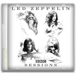 Led Zeppelin BBC Sessions Icon