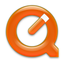 QuickTime Orange Icon