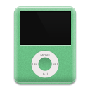 iPodNanoGreen Icon