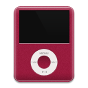 iPodNanoRed Icon