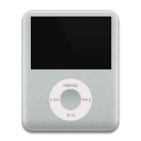 iPodNanoSilver Icon