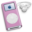 iPod Mini Pink Icon