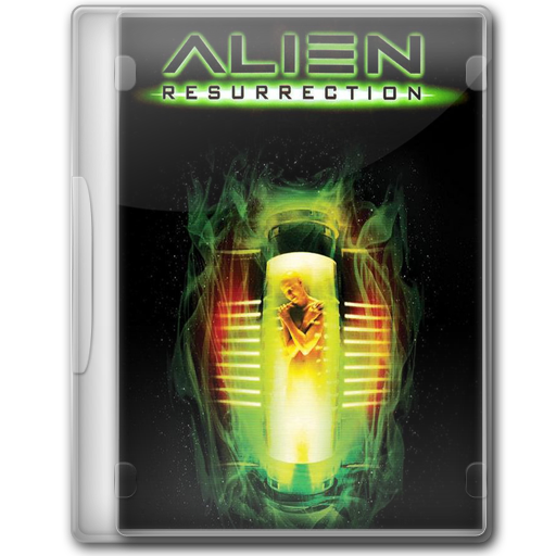 05 Alien Resurrection 1997 Icon
