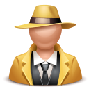 gangster man Icon