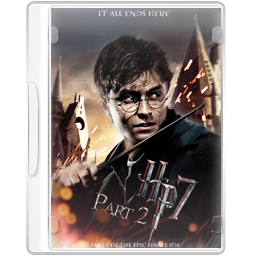 Harry Potter 7 2 Icon Free Download As Png And Ico Formats Veryicon Com