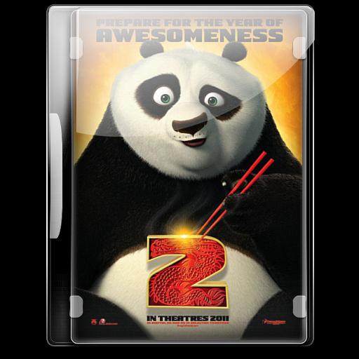 Kung fu panda icon file