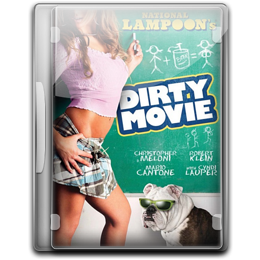 National Lampoon Dirty Movie Icon