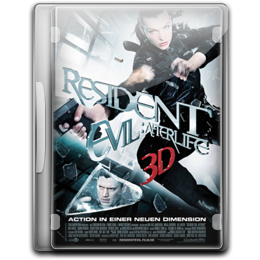 Resident Evil Afterlife v3 Icon