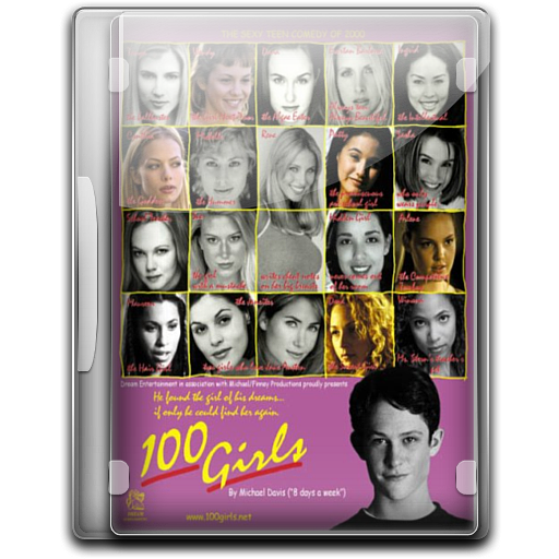 100 Girls v3 Icon
