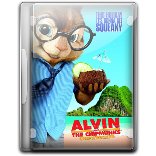 Alvin And The Chipmunks 3 v4 Icon