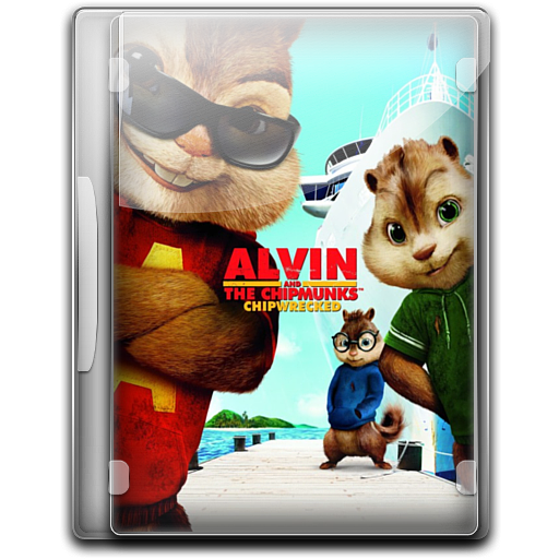 Alvin And The Chipmunks 3 v5 Icon