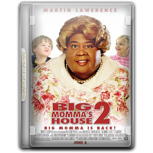 Big Mommas House 2 v3 Icon