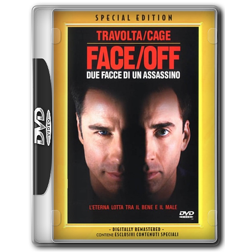 Face Off v4 Icon
