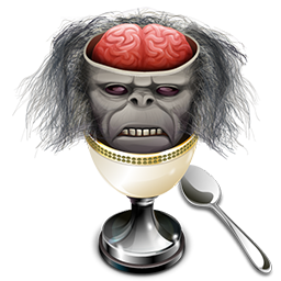 Chilled Monkey Brains Icon