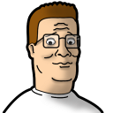Hank Hill Icon