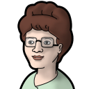 Peggy Hill Icon