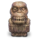 Cult of Kong Statuette Icon