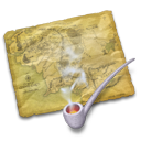 (bonus) Middle Earth Map Icon