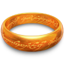 The One Ring (version 2) Icon
