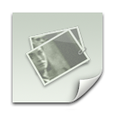 Picture Clipping File Icon