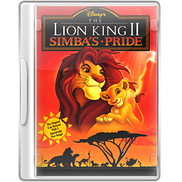 lion king 2 walt disney Icon