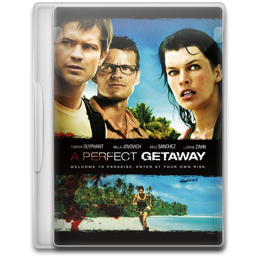 A Perfect Getaway 1 Icon