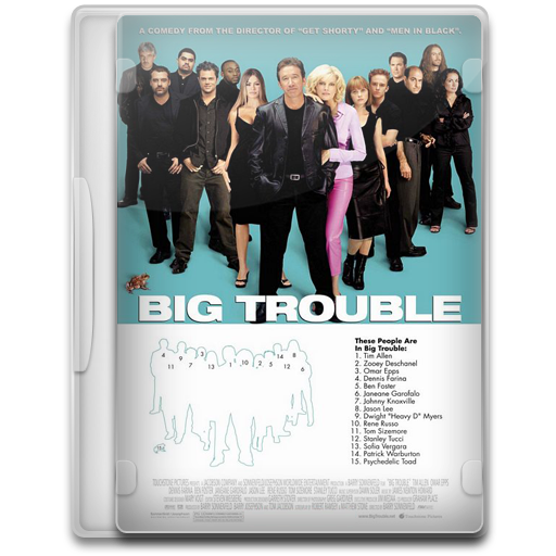 Big Trouble Icon