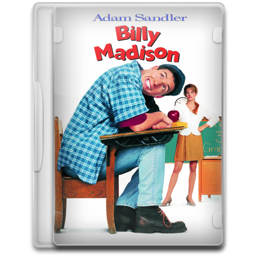 Movie script for billy madison