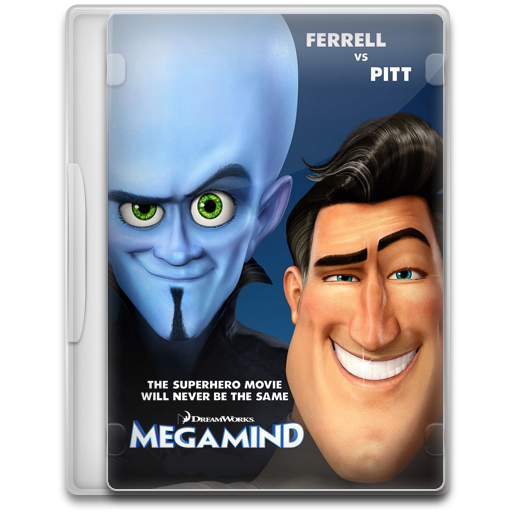 Megamind 1 Icon