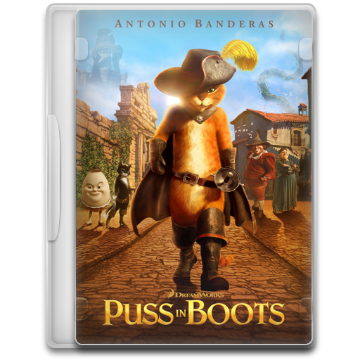 Puss in Boots Icon