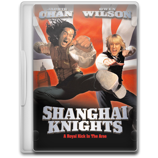 Shanghai Knights Icon