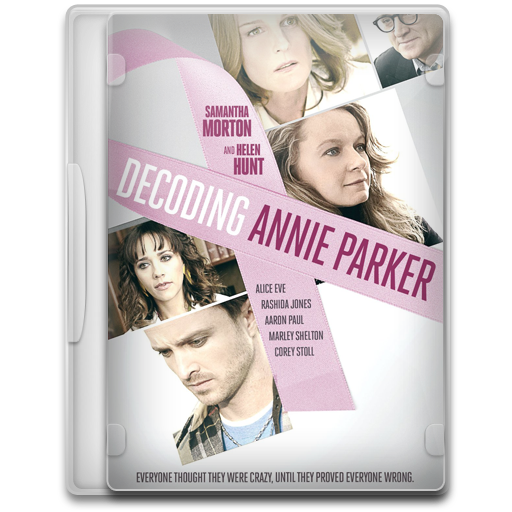 Decoding Annie Parker Icon