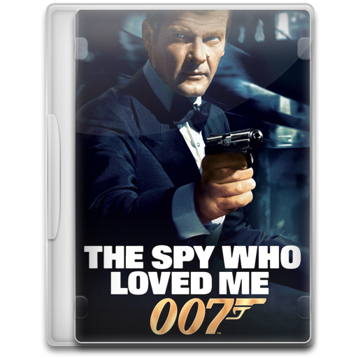 The Spy Who Loved Me Icon