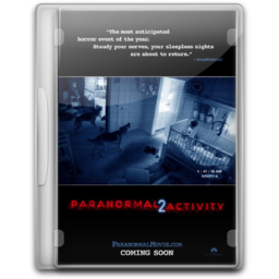 Paranormal Activity 2 Icon