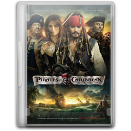 Pirates of the Caribbean On Strangers Tide Icon
