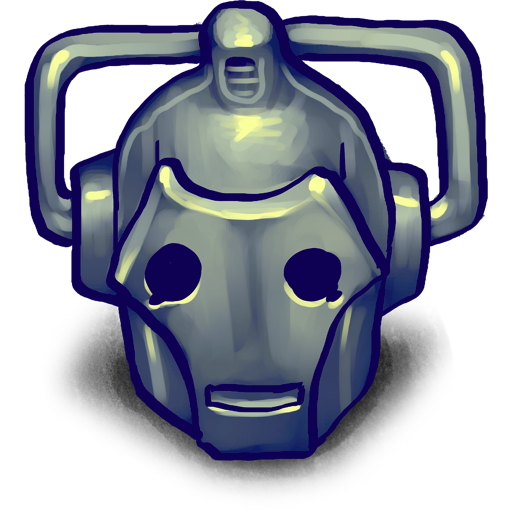 CYBERMAN!! Icon