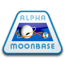 Moonbase Alpha Patch Icon