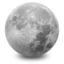 The Moon Icon