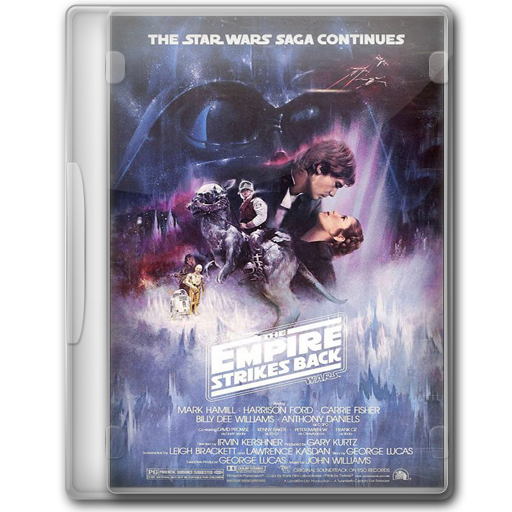 Star Wars The Empire Strikes Back 2 Icon