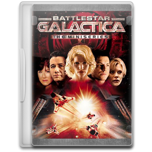 Battlestar Galactica Miniseries Icon