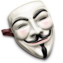 Guy Fawkes Mask Icon