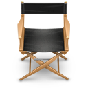 Cast Chair blank Icon