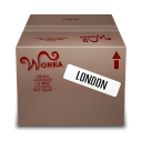 Shipping Box London Icon