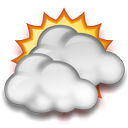 Partly Cloudy Icon