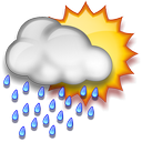 Scattered T-Storms Icon