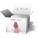 Body care box Icon