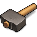 U B K Eternal Sledge Hammer Icon