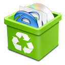 trash green full Icon