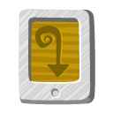 File desert tail Icon